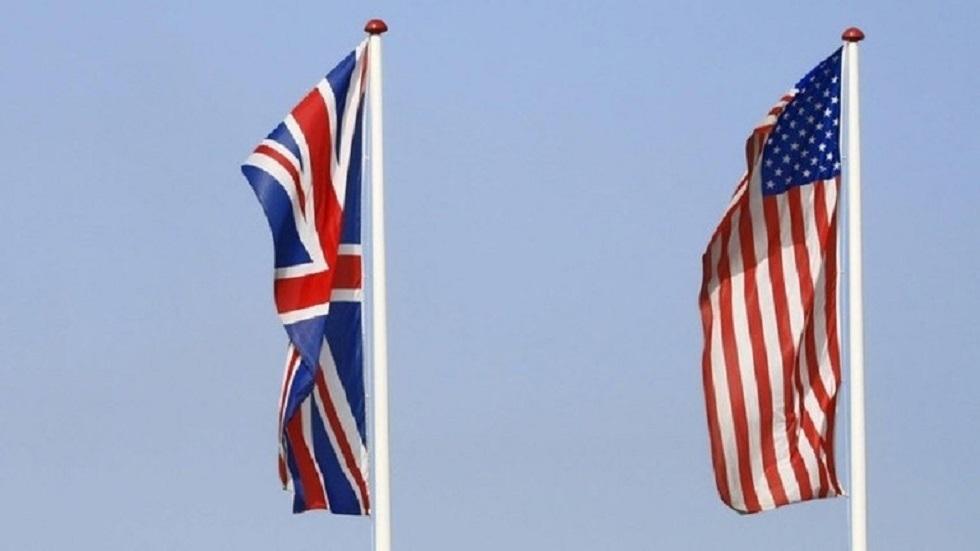 الولايات المتحدة وبريطانيا