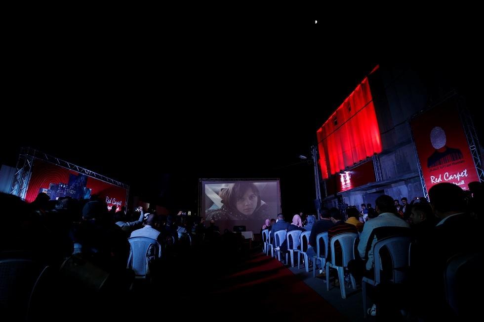 السينما في فلسطين -صورة تعبيرية-