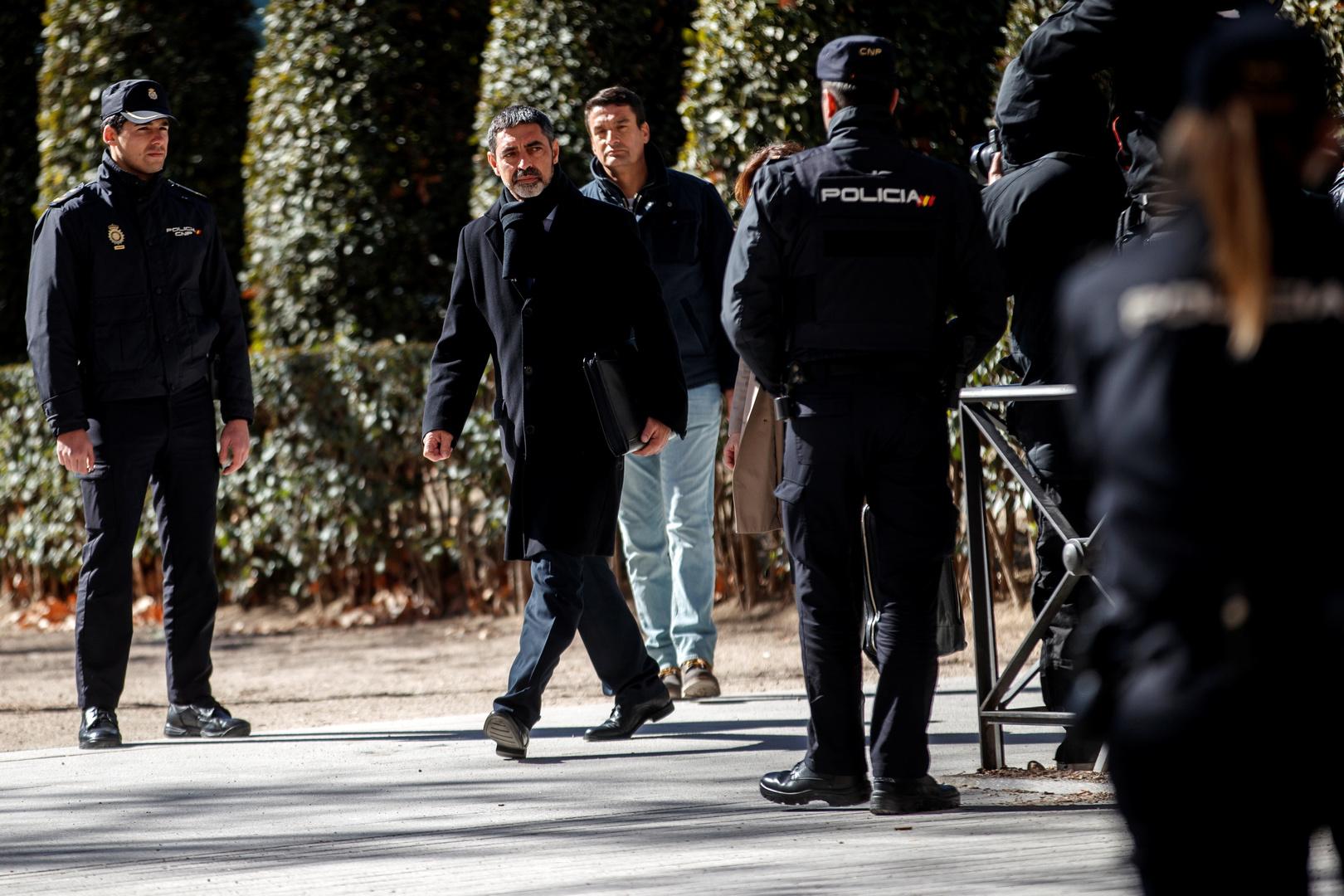 جوزيب ترابيرو، القائد السابق لقوات الأمن الكتالونية