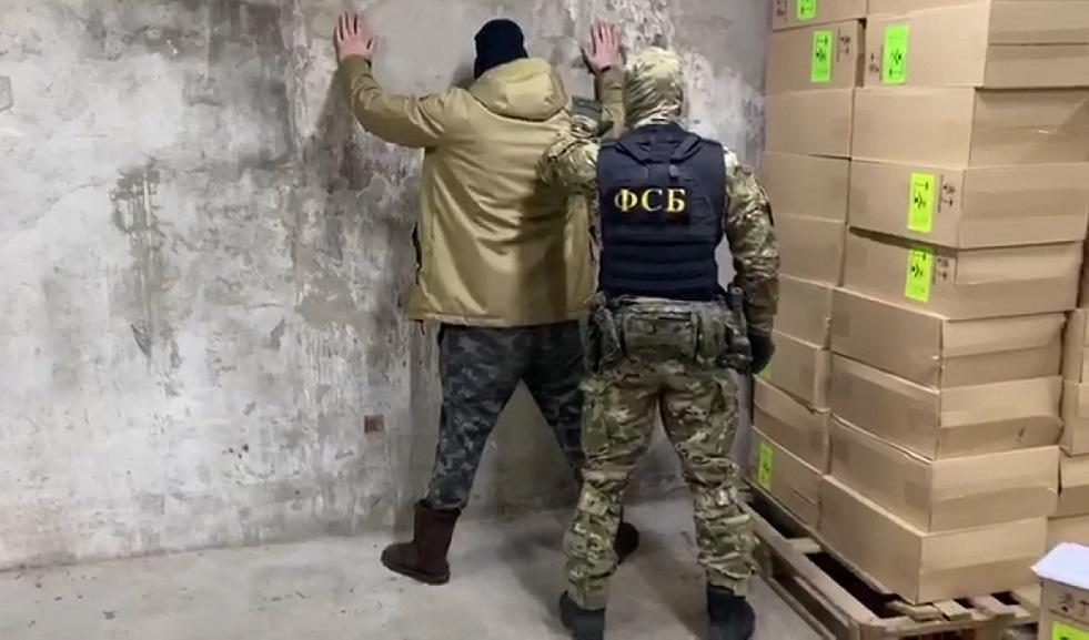 الأمن الروسي يعتقل