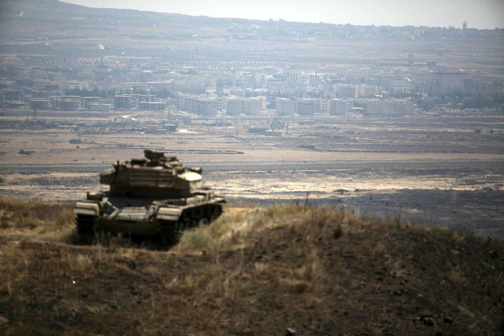 غانتس بعد إعلان سوريا عن قصف إسرائيل مدرسة في القنيطرة: الأمور تحدث
