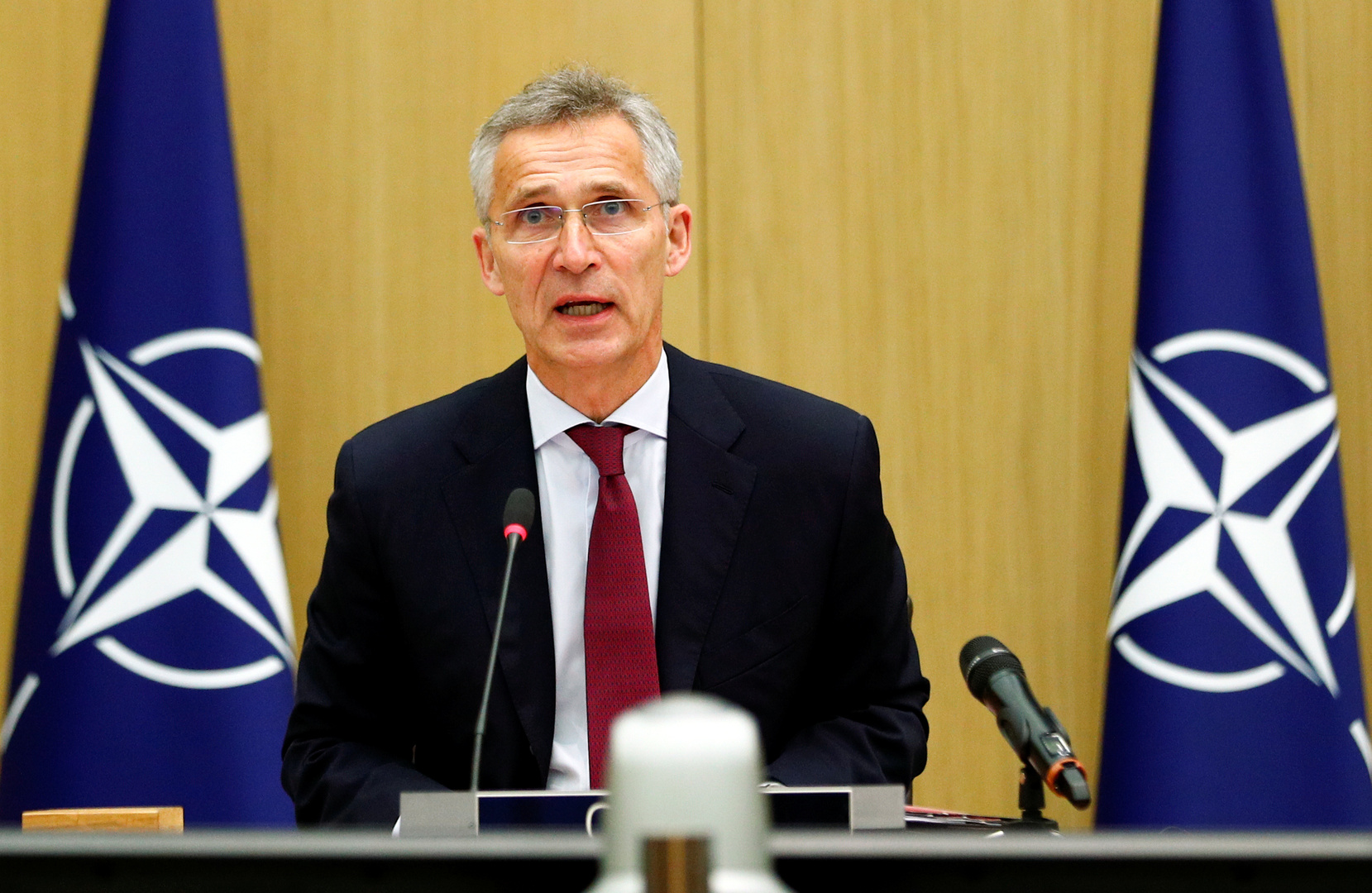 الناتو يبحث إنشاء مركز فضائي جديد في قاعدة رامشتين الألمانية