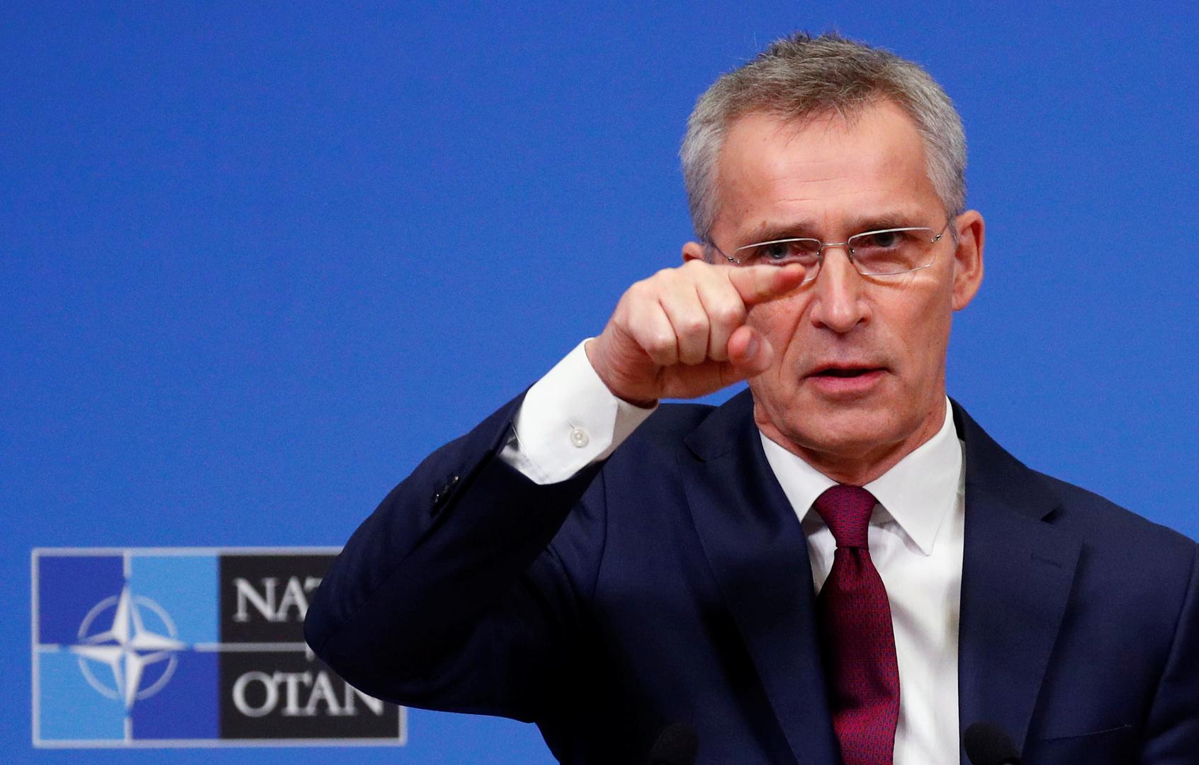 ستولتنبرغ: تركيا واليونان حليفان مهمان ويجب منع وقوع الحوادث بينهما