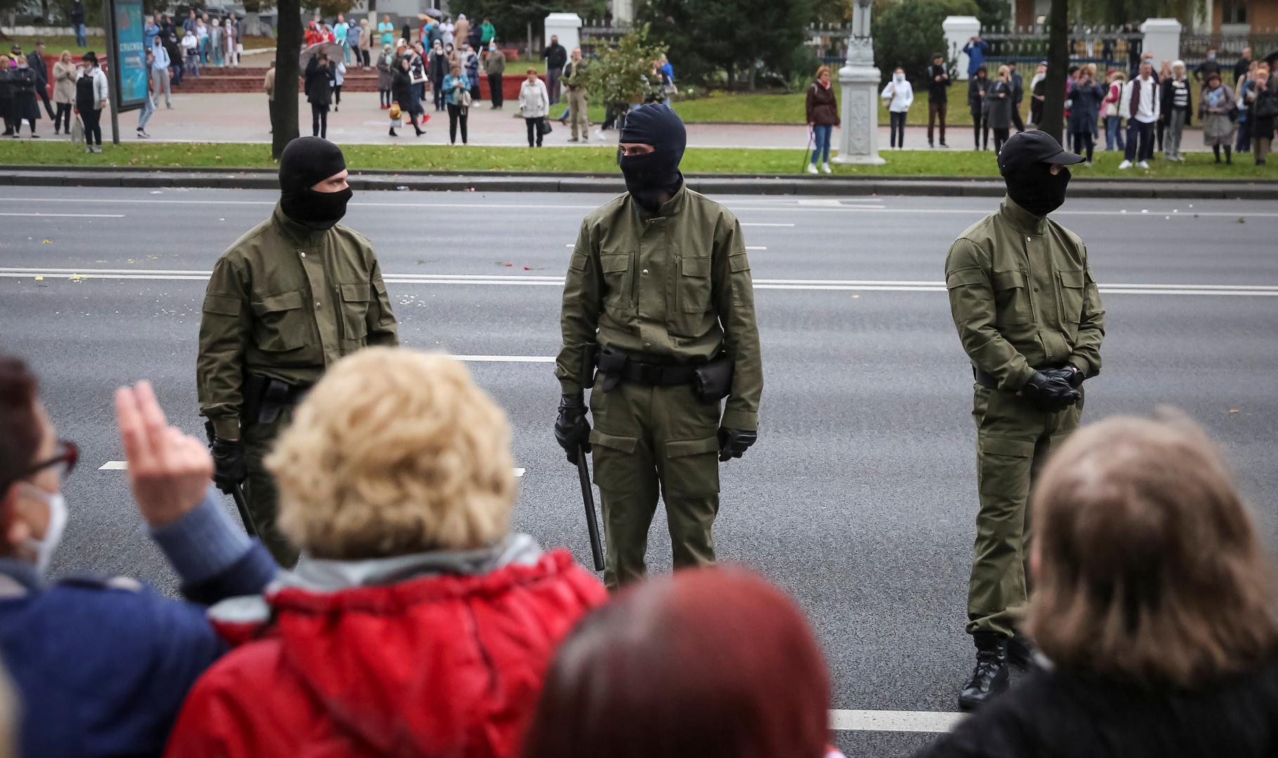 موسكو تأمل في نجاح الحوار حول الإصلاح الدستوري في بيلاروس