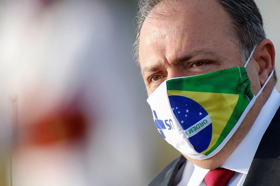 إصابة وزير الصحة في البرازيل بكورونا