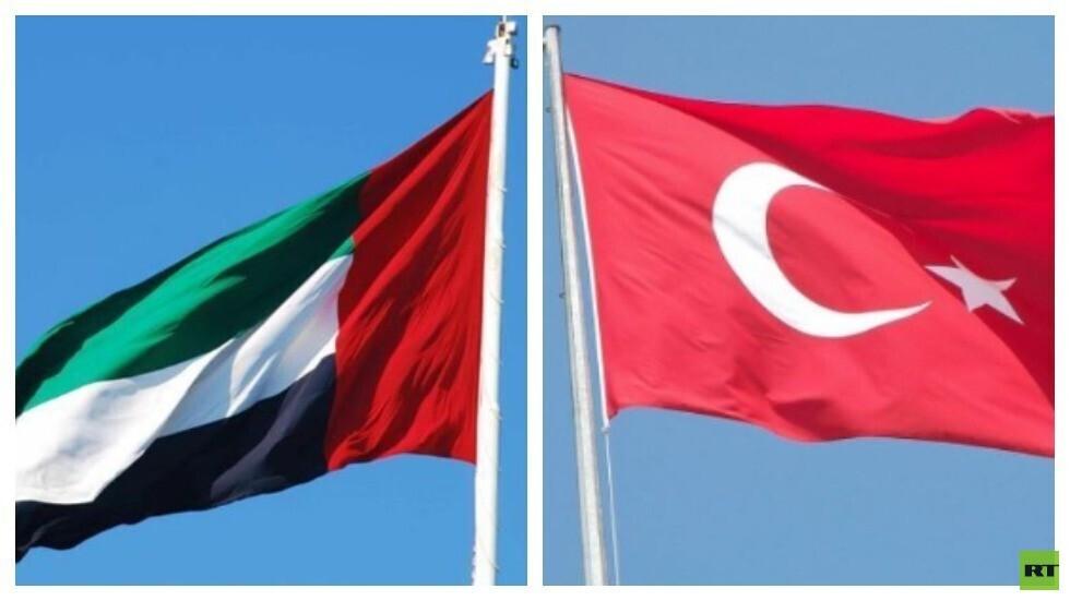 علما تركيا والإمارات.