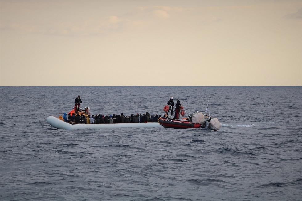 غرق 15 مهاجرا غير نظامي قبالة سواحل ليبيا