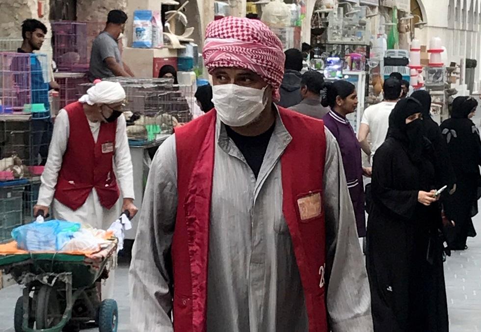 تدابير احترازية ضد كورونا في قطر