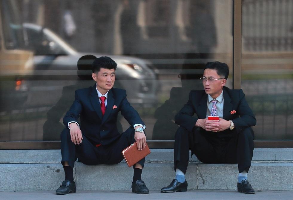 كوريا الشمالية تخشى قدوم كورونا مع عاصفة ترابية من الصين