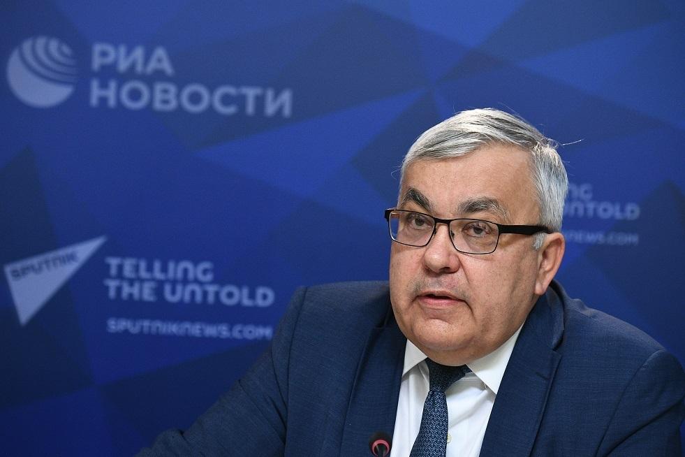 فيرشينين: سنواصل استخدام الفيتو لمنع صدور قرارات لا تتفق مع مصالح روسيا