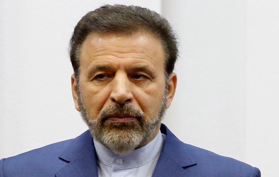 محمود واعظي مدير مكتب الرئيس الإيراني حسن روحاني