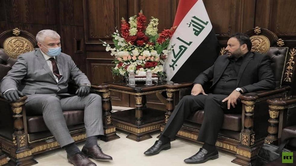 نائب رئيس البرلمان العراقي يدعو روسيا لتقديم قروض لتنفيذ