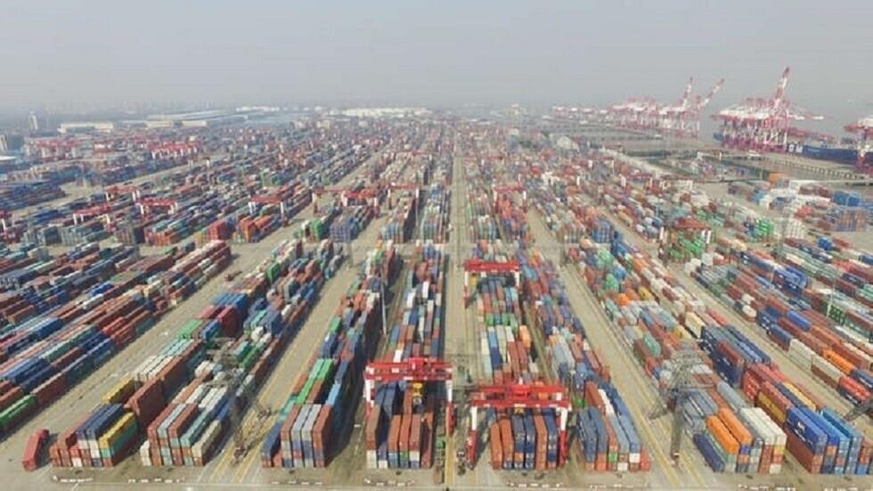 ميناء في مصر - أرشيف