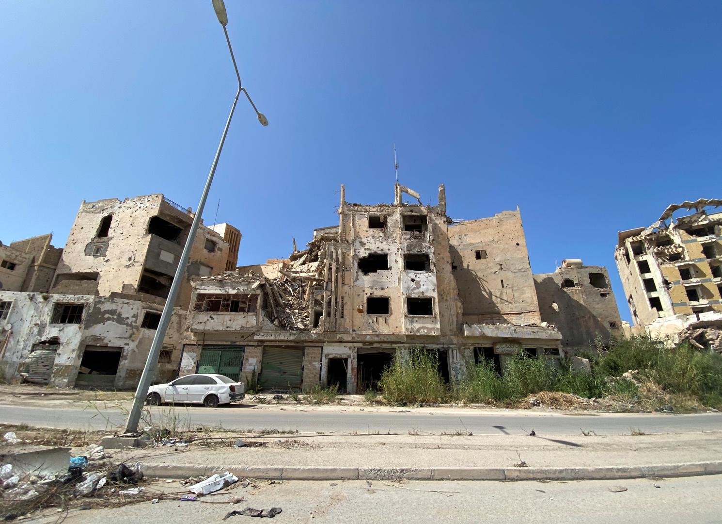 سمحوا لليبيا بأن تتحرك