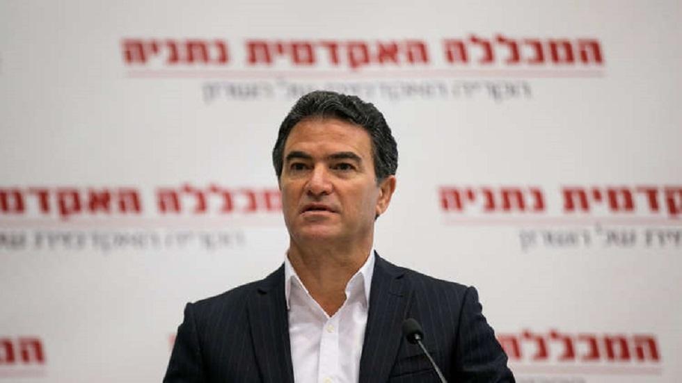 رئيس جهاز المخابرات الإسرائيلي (الموساد) يوسي كوهين