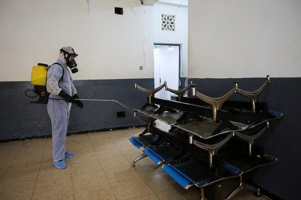 تدابير احترازية ضد كورونا في الجزائر