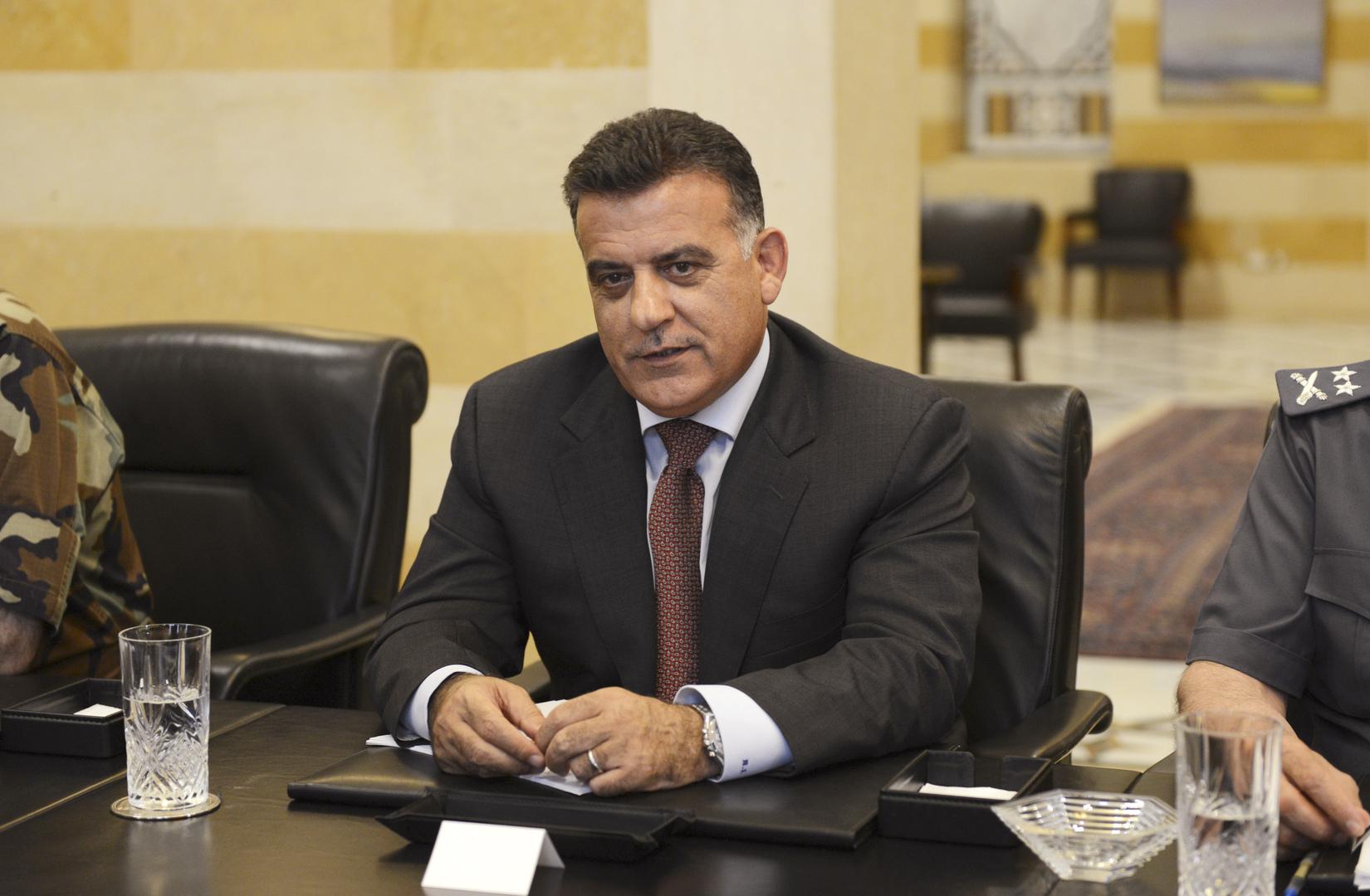 المدير العام للأمن العام في لبنان عباس ابراهيم