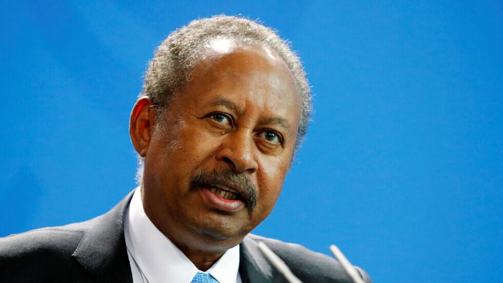 حمدوك يرحب بشطب ترامب السودان من قائمة رعاة الإرهاب