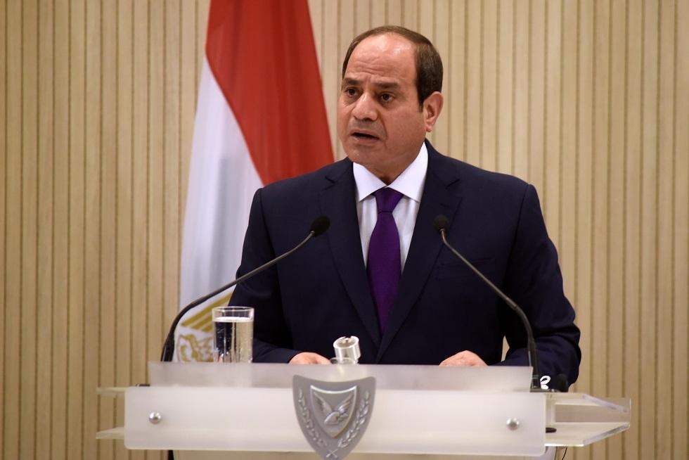 السيسي يشيد باتفاق التطبيع بين السودان وإسرائيل
