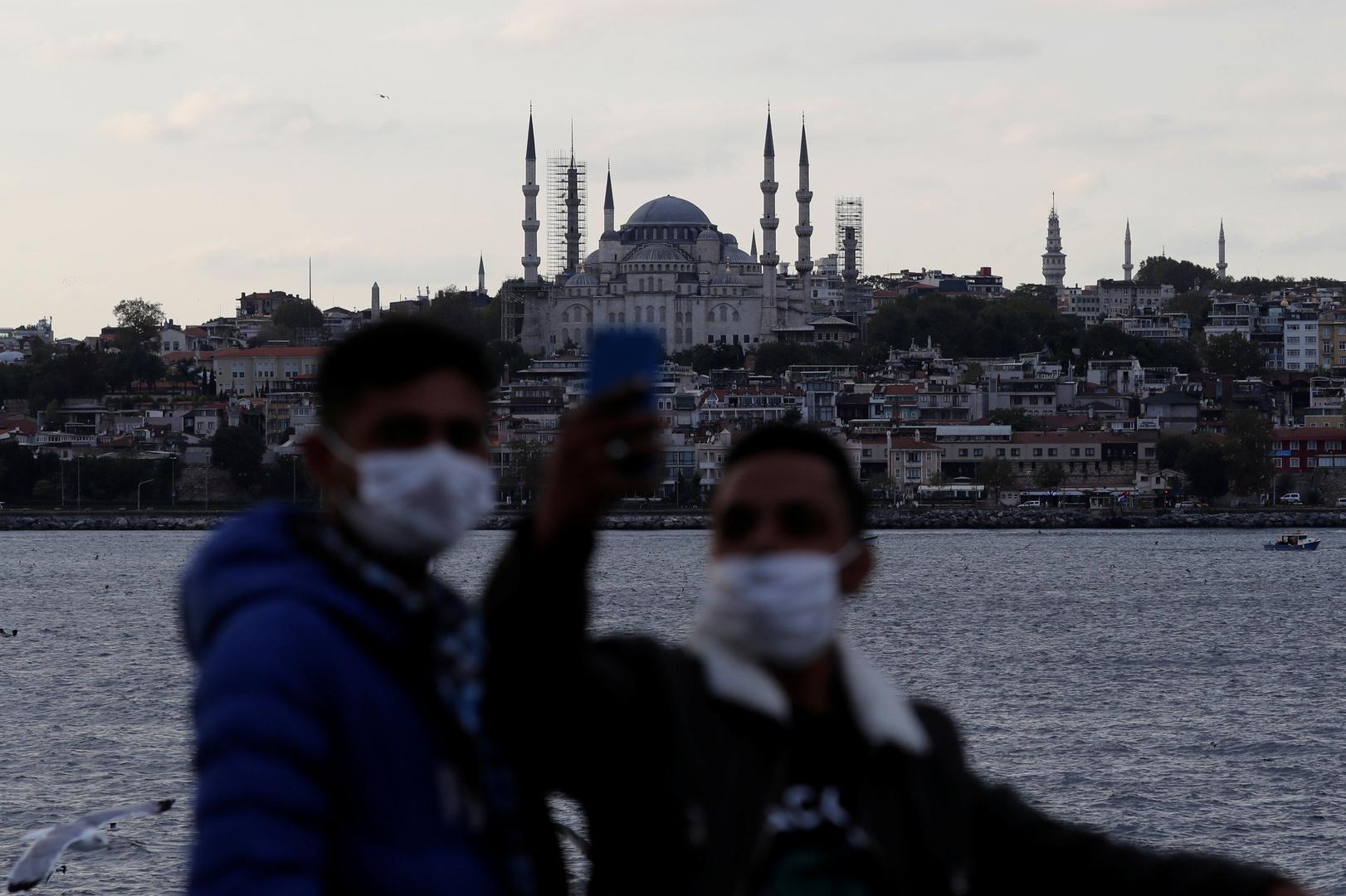 تركيا تسجل أعلى حصيلة يومية لإصابات كورونا منذ 6 مايو