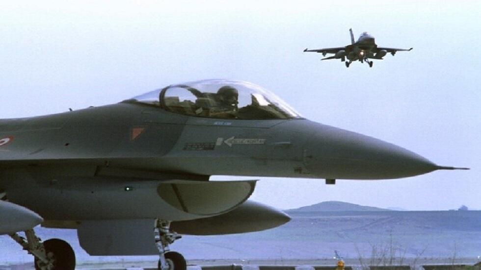 الطيران الحربي التركي - أرشيف