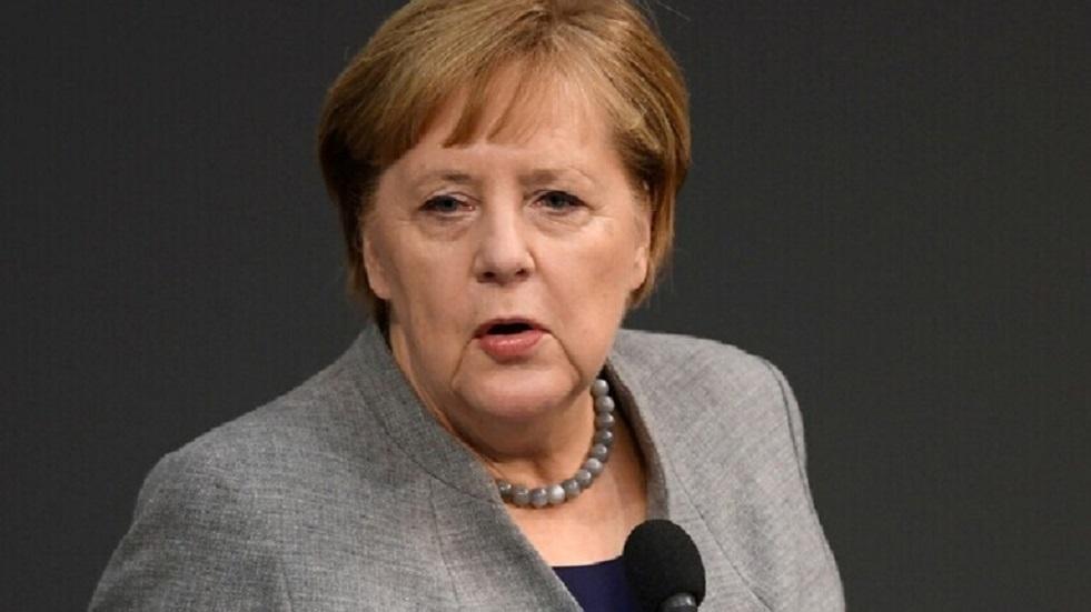ميركل: ألمانيا ستواجه عدة أشهر صعبة بسبب الوباء