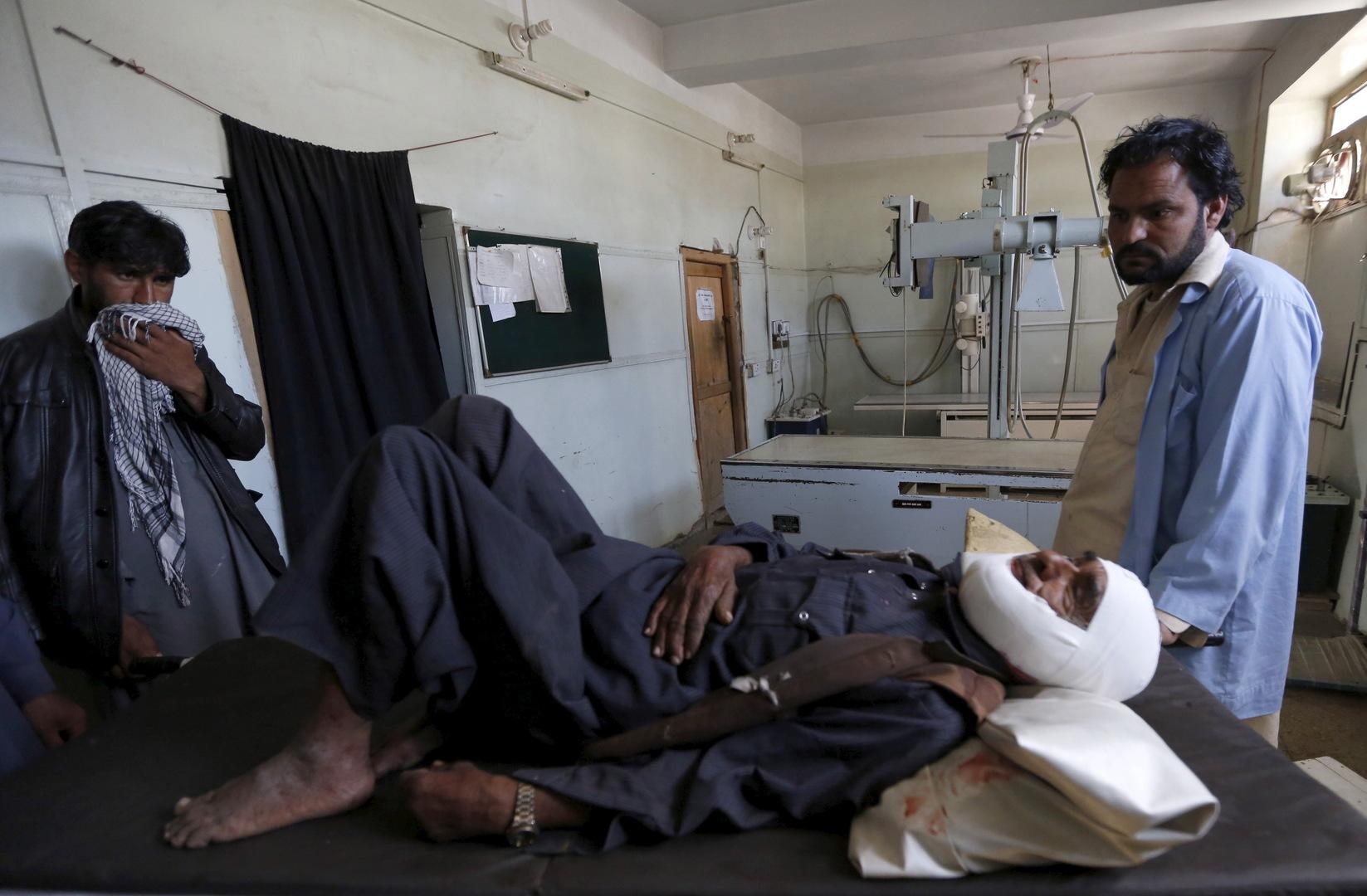 مصرع 9 مدنيين بهجوم مسلح في أفغانستان