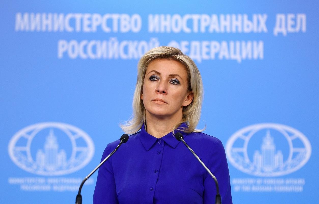 زاخاروفا تعلق على تصريح جنرال للناتو وصف روسيا بـ