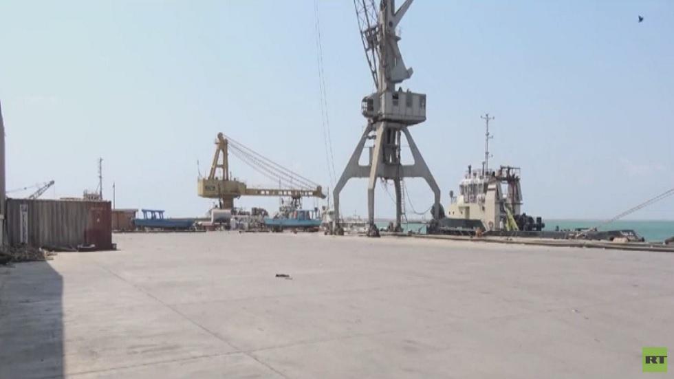 جولة لـRT في ميناء الحديدة اليمني