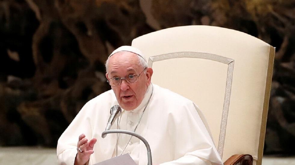 مصدر يؤكد وجود تحريف فاضح في ترجمة عبارة البابا عن زواج المثليين