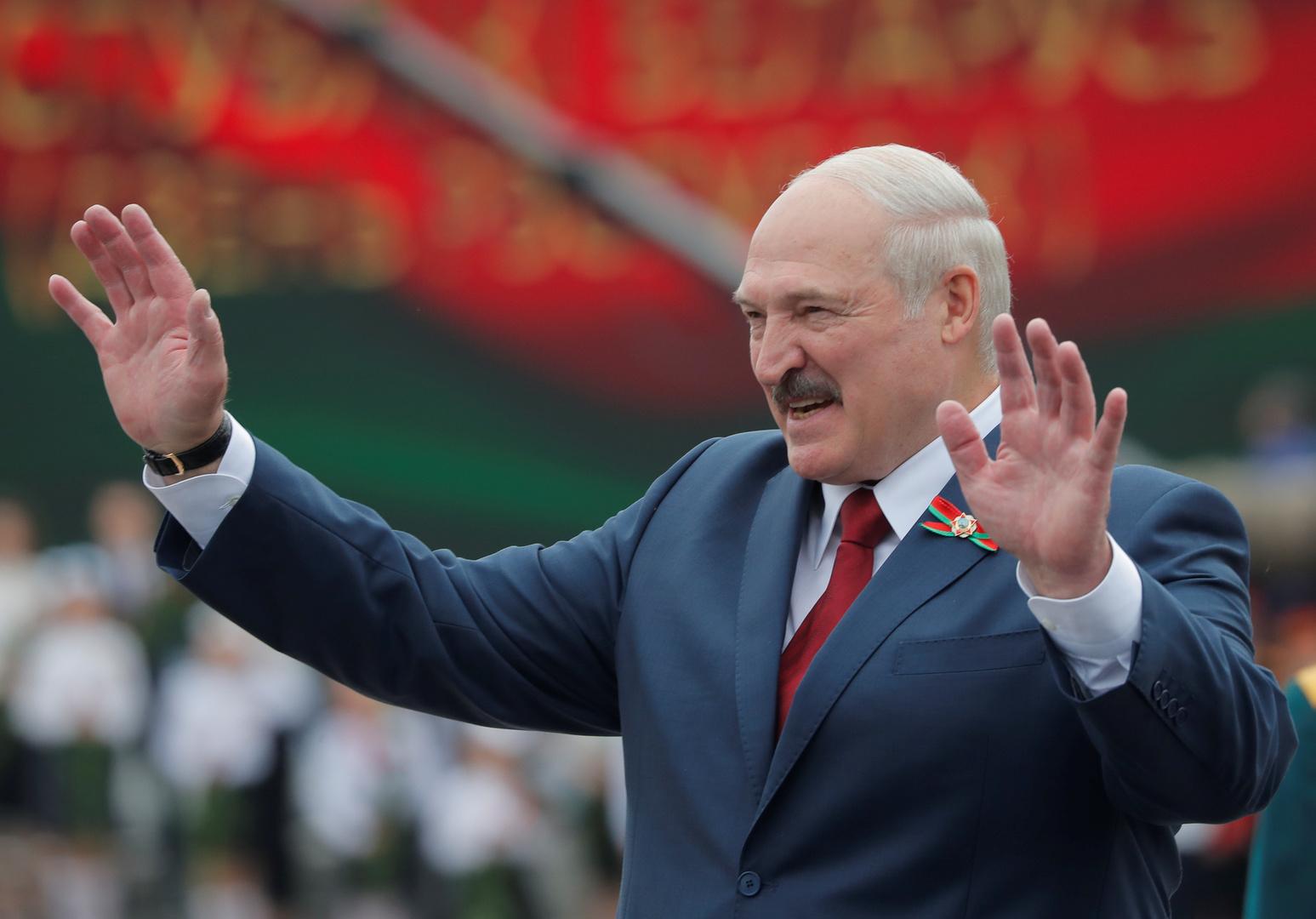 لوكاشينكو لبومبيو: روسيا أكبر حليف لبيلاروس