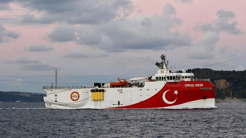للمرة الثانية خلال أيام.. تركيا تمدد فترة التنقيب في مياه متنازع عليها بشرق المتوسط