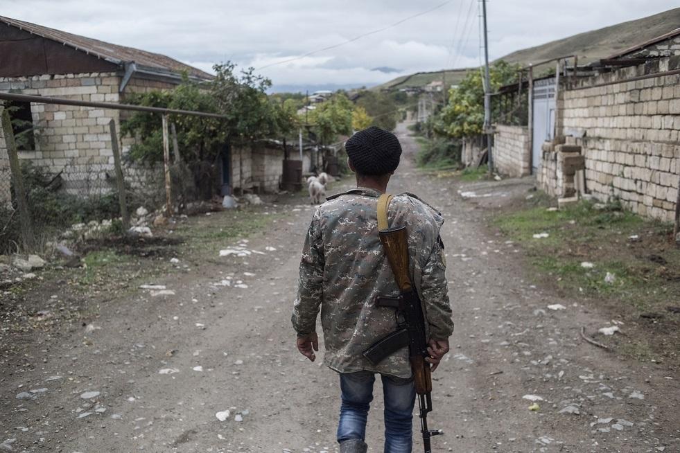 يريفان: لدينا ما يثبت مشاركة قوات خاصة تركية في قتال قره باغ