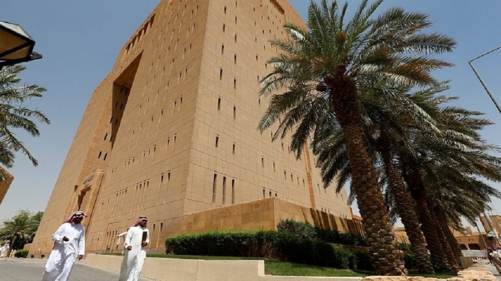 المحكمة العامة في العاصمة السعودية الرياض - أرشيف