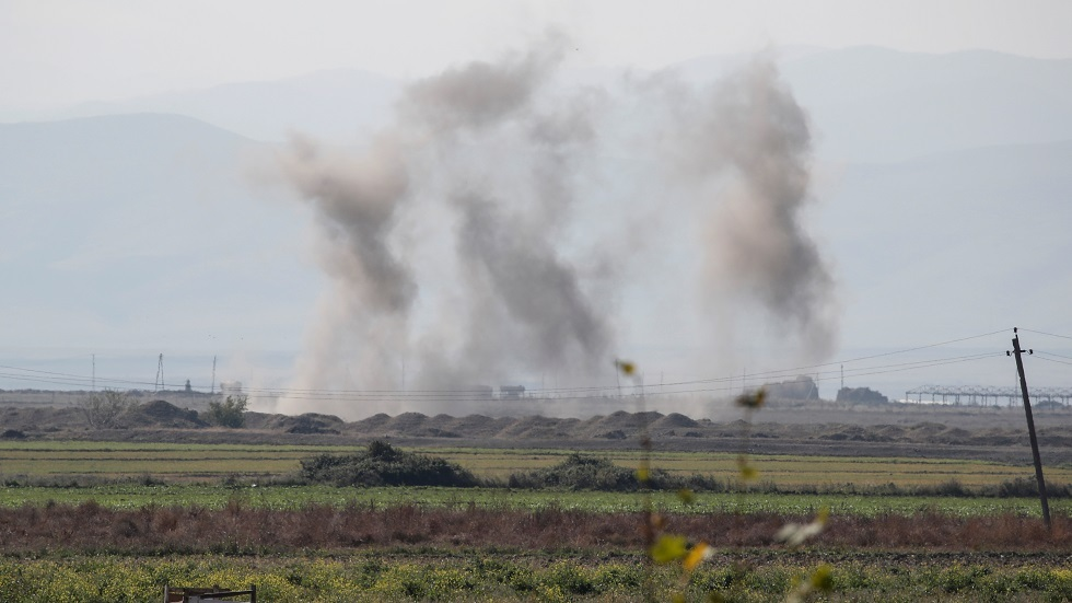 باشينيان: لو تم نشر قوات حفظ سلام روسية في قره باغ لما وصلنا إلى الوضع الحالي