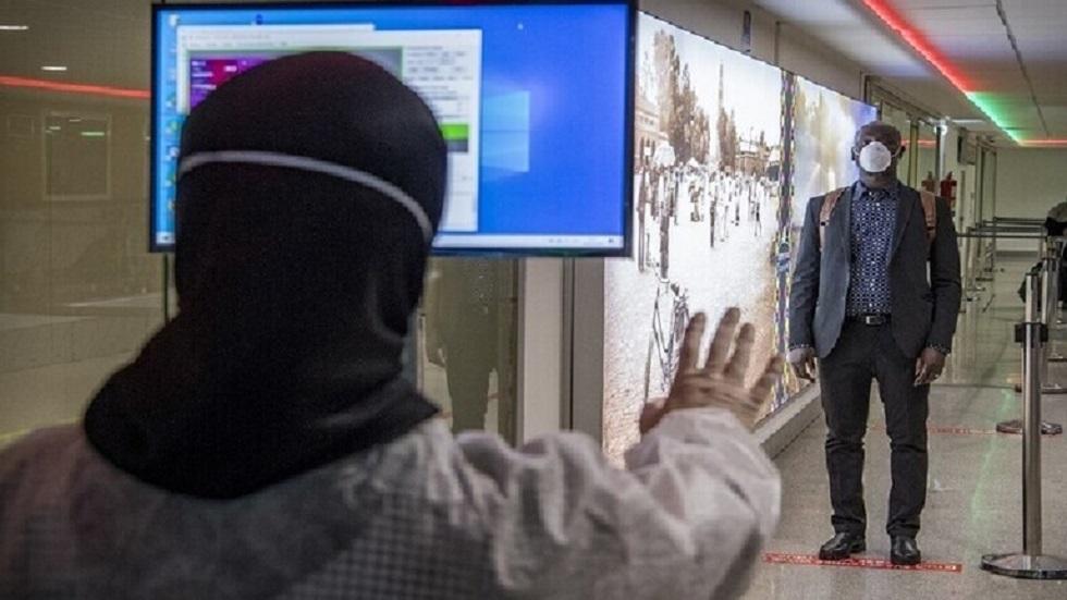 الإجراءات الصحية في مطارات المغرب - أرشيف