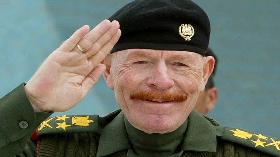 البعث العراقي يعلن وفاة الدوري: