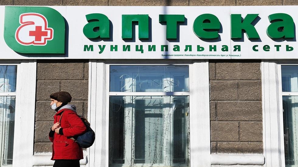 الروس يستخدمون دواء ضد الإنفلونزا للحيلولة دون الإصابة بالفيروس التاجي
