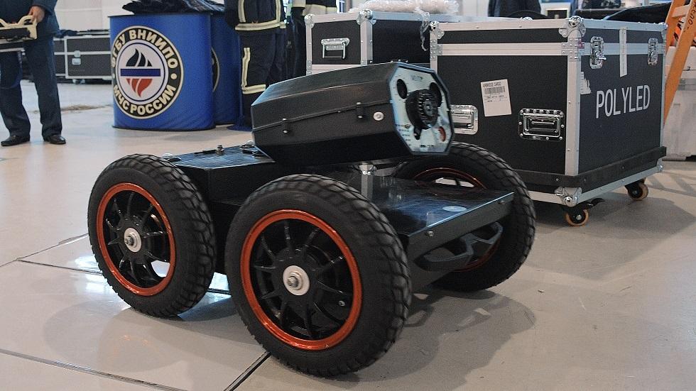 روسيا تطور مركبات ومعدات إنقاذ متقدمة