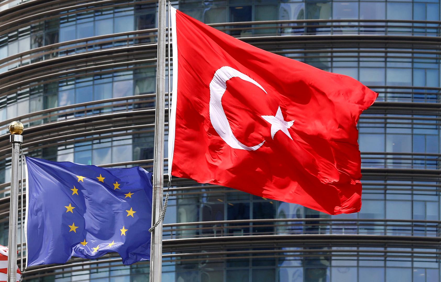 المفوضية الأوروبية: الدعوات لمقاطعة البضائع الفرنسية مؤسفة