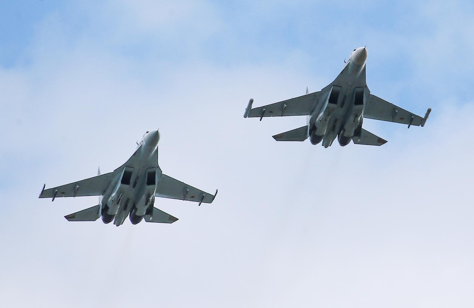 روسيا.. اعتراض طائرتين للناتو فوق البلطيق