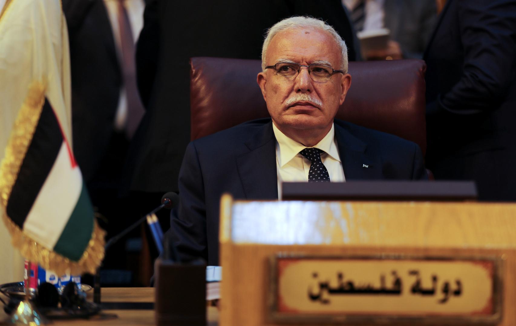 فلسطين: دعوة عباس لمؤتمر دولي محاولة أخيرة لإثبات التزامنا بالسلام