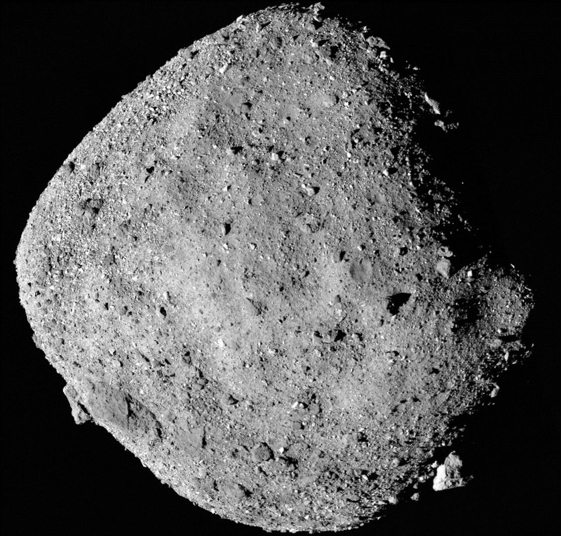 صورة لسطح القمر