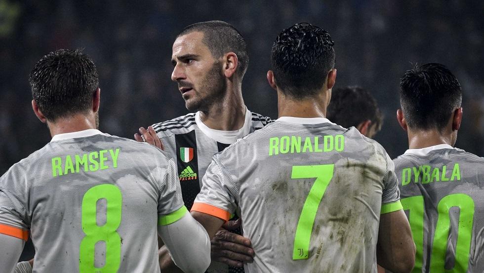 يوفنتوس يأمل بعودة أحد نجومه من الإصابة قبل مواجهة برشلونة في دوري الأبطال