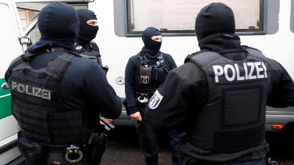 الشرطة الألمانية - أرشيف