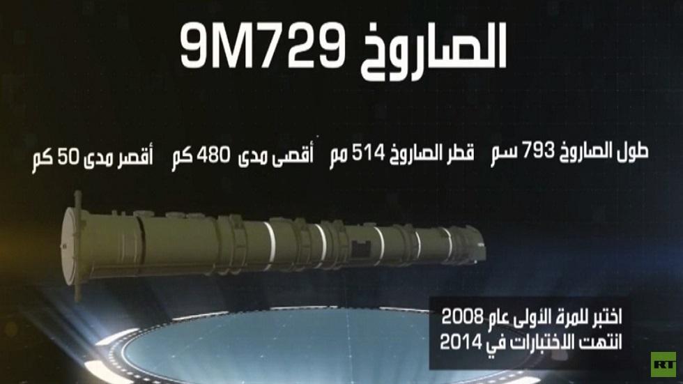 بوتين: انسحاب واشنطن من معاهدة الصواريخ خطأ
