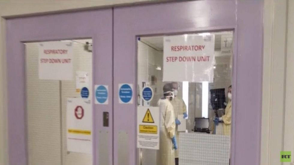 بريطانيا تسجل 20890 إصابة جديدة بكورونا