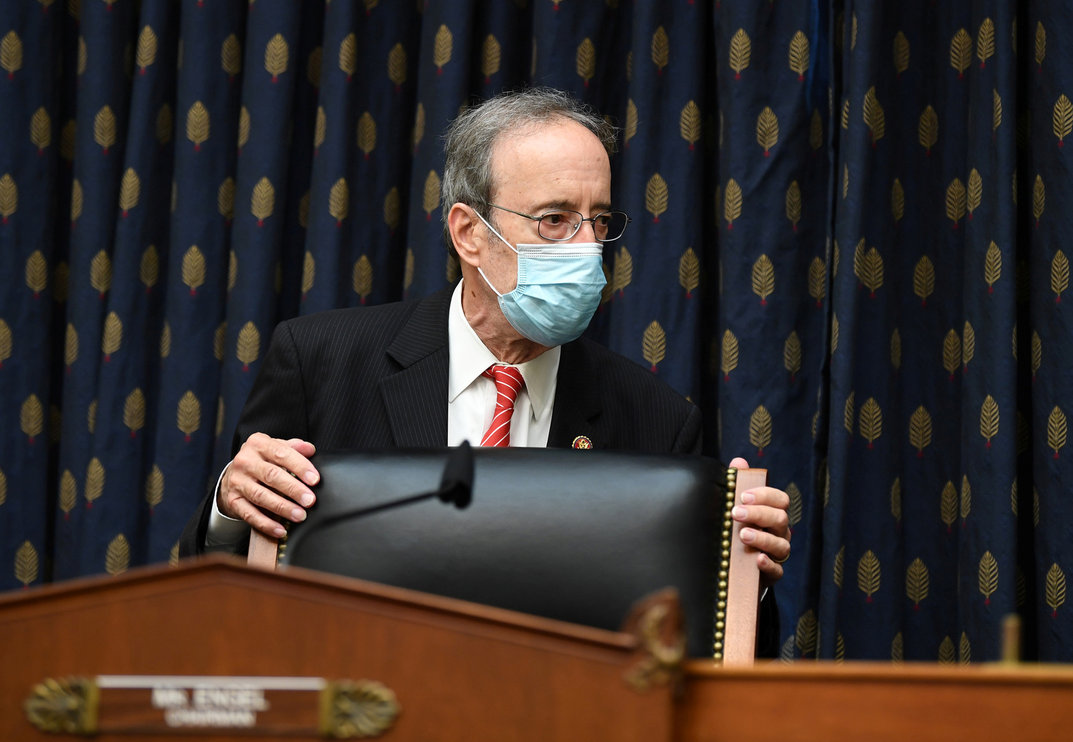 رئيس لجنة العلاقات الخارجية بمجلس النواب الأمريكي إليوت إنجل