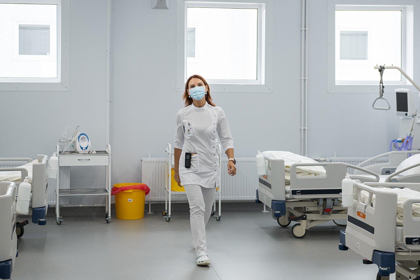 موسكو تسجل 61 وفاة جديدة بفيروس كورونا