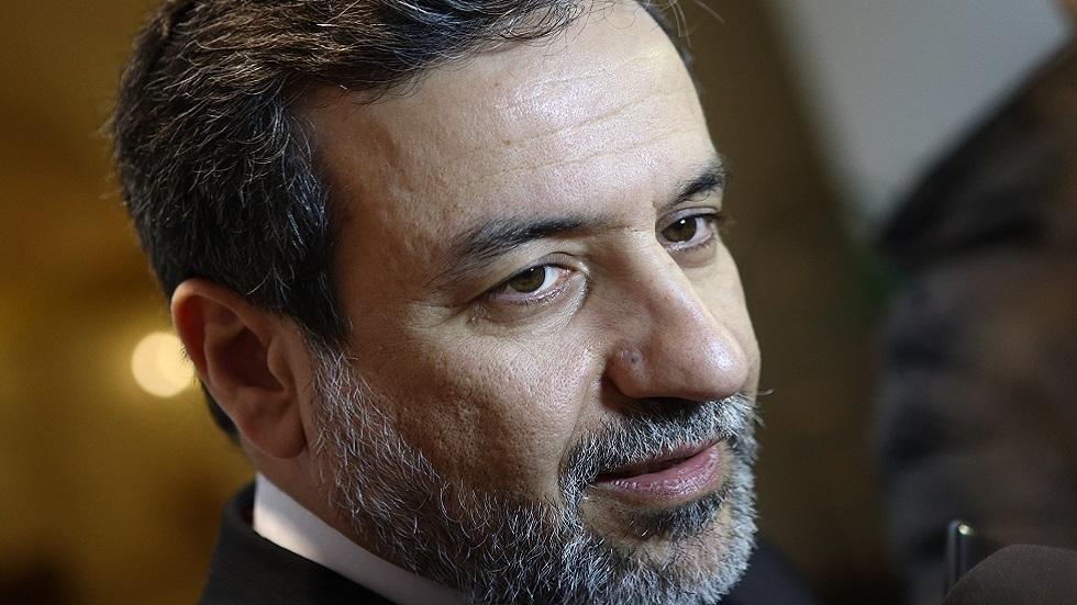 عباس عراقجي، المساعد السياسي لوزير الخارجية الإيراني (صورة أرشيفية)